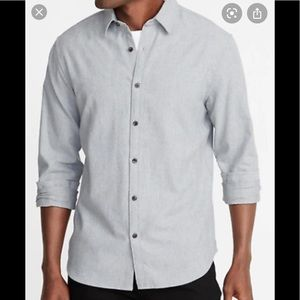 OLD NAVY Slim Fit Casual Button Down Shirt